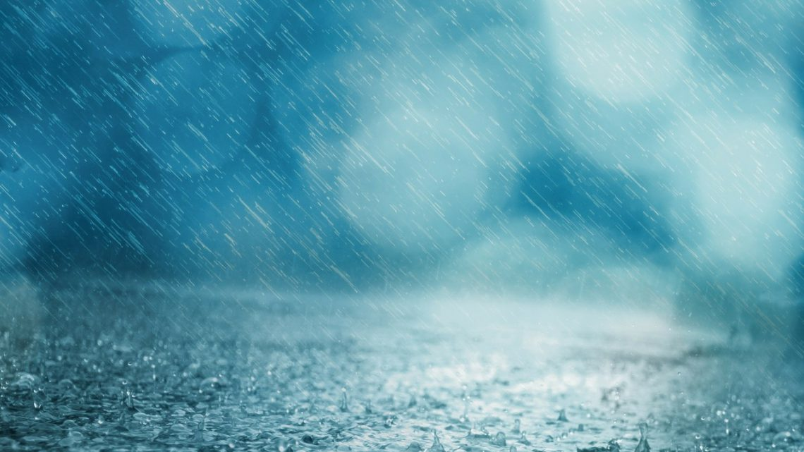 De voordelen van een regendouche
